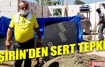 """ŞİRİN'İN"""" BİZE KÖSTEK DEĞİL, DESTEK OLUN"""" TEPKİSİ"""