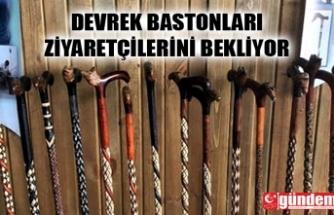 TÜRKİYE'NİN İLK BASTON MÜZESİ'NE ZİYARETÇİLER BEKLENİYOR