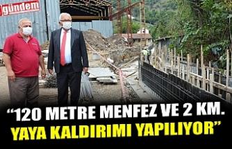BAŞKAN POSBIYIK, BÖLÜCEK MAHALLESİ'NDE...