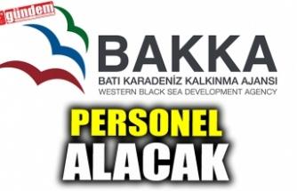 BAKKA'YA PERSONEL ALINACAK
