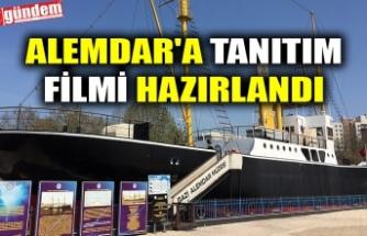 ALEMDAR'A TANITIM FİLMİ HAZIRLANDI
