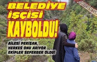 KARABÜK'ÜN SAFRANBOLU İLÇESİNDE BELEDİYE İŞÇİSİ KAYBOLDU, KENDİSİNDEN HABER ALINAMIYOR!