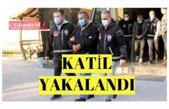 Katil Zonguldak'ta yakalandı!