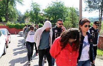 4 il'de eş zamanlı uyuşturucu operasyonu: 11 gözaltı