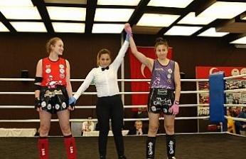 Milli Sporcu Taçyıldız Avrupa ve Dünya şampiyonasında