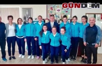 Süper Lig ekibinden Yüksel'e ziyaret...