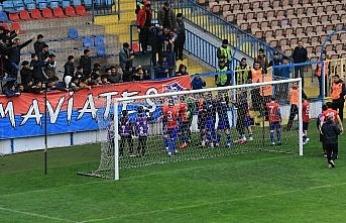 "Karabükspor'un ""mavi ateşi"" söndü"