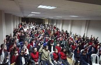 """Safranbolu'da """"çevre bilinci"""" semineri"""