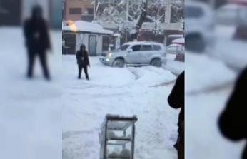 Drift attığı görüntüyü sosyal medyada paylaşınca 6 bin liraya ceza yedi