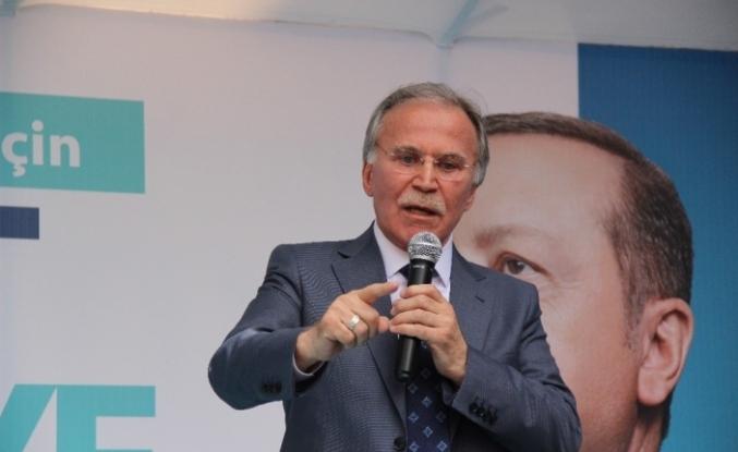 """24 Haziran Türkiye'nin geleceğini inşa edecektir"""""""