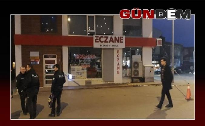 Kozlu'da şüpheli paket alarmı...