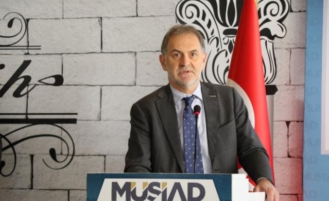 """MÜSİAD Milli ve Yerli Üretim Üst Kurulu Başkanı Meşe: """"Samsun, Amasya ve Kastamonu kenevir tohum üretim merkezi olacak"""""""