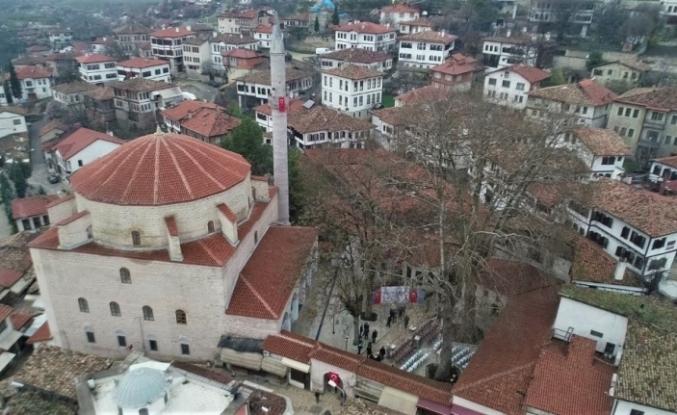 358 yıllık Köprülü Mehmet Paşa Camii yeniden ibadete açıldı