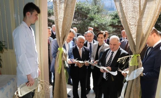 BAKKA desteğiyle kurulan STEM eğitim laboratuvarı açıldı