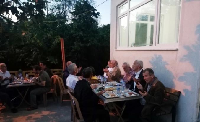 Ereğli'de 200 kişiye iftar
