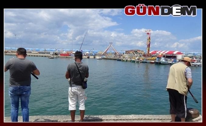 Karadeniz balıkçılara balık vermedi!..
