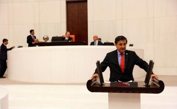 Milletvekili Güneş, Karabük'ün il oluşunun 24. yılını kutladı