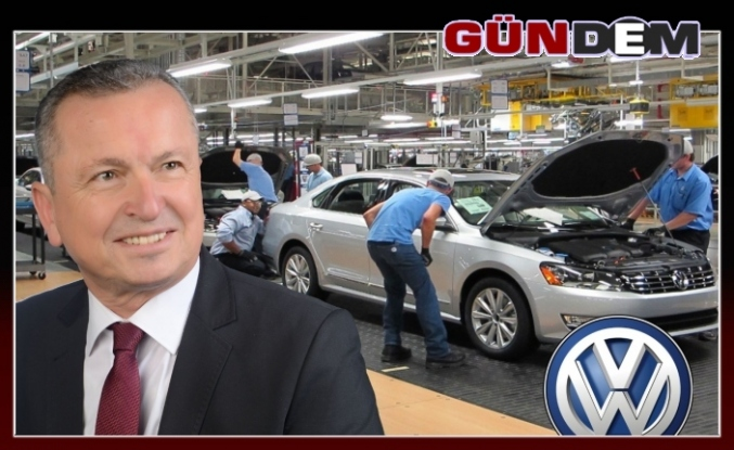 Volkswagen için el ele