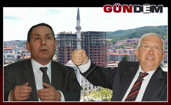 """HÜSEYİN UYSAL İZİN VERDİ, POSBIYIK """"DUR"""" DEDİ"""