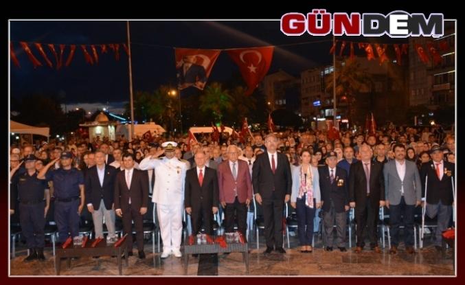 Kdz. Ereğli'de demokrasi töreni!..