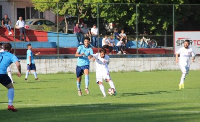 Karabükspor'dan golsüz prova