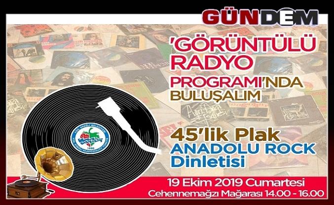 45'LİK ANADOLU ROCK DİNLETİSİ