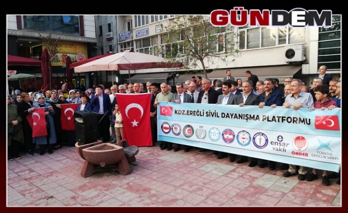 Barış Pınarı Harekatı'na destek verdiler