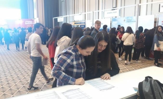 Bartın Üniversitesi Trabzon'da yoğun ilgi gördü