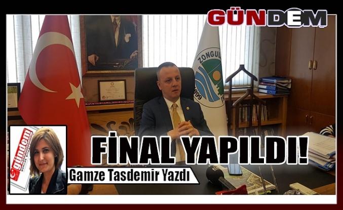 FİNAL YAPILDI!