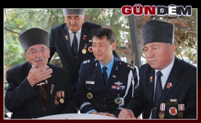 """Kore Gazisi İnal, """"ONLAR BİZİM DOSTUMUZ"""""""