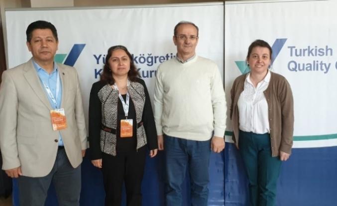 """Bartın Üniversitesi, YÖKAK'ın düzenlediği """"Değerlendirici Eğitimi"""" programına katıldı"""