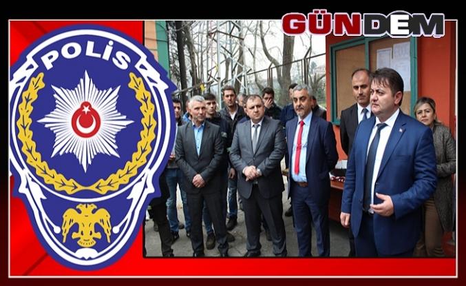 """GMİS, """"Polis teşkilatımızın 175. yılını kutluyoruz"""""""