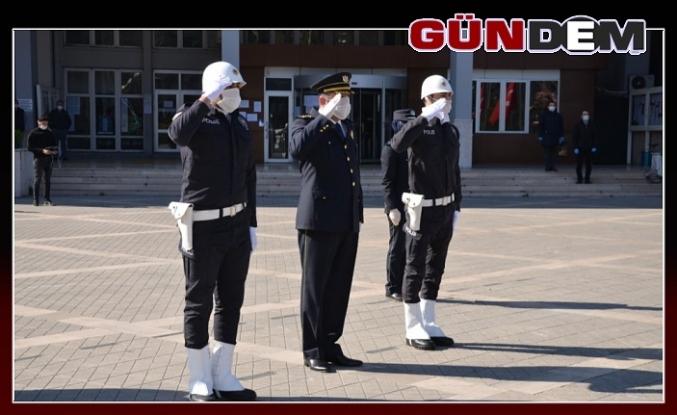 Zonguldak'ta Polis Haftası törenle kutlandı