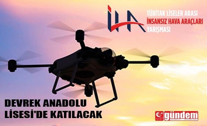 DEVREK ANADOLU LİSESİ'DE KATILACAK