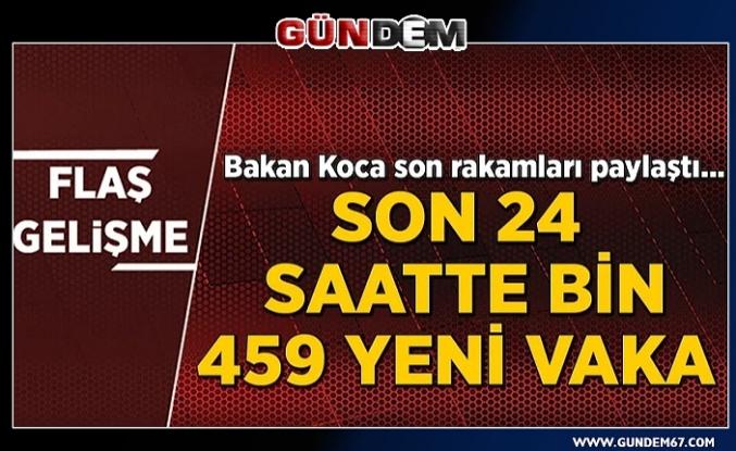 Dikkat çeken artış!  Türkiye'de koronavirüsten can kaybı 4 bin 792'ye yükseldi
