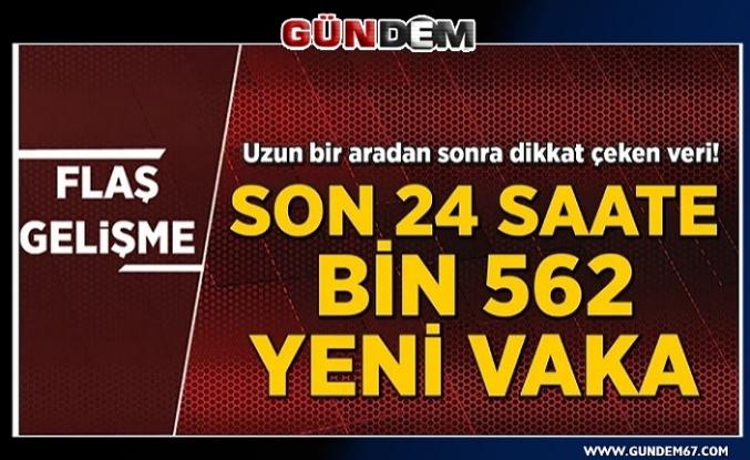 Türkiye koronavirüs tablosu! Bakan Koca son durumu paylaştı...