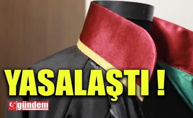 ÇOKLU BARO TEKLİFİ KABUL EDİLDİ