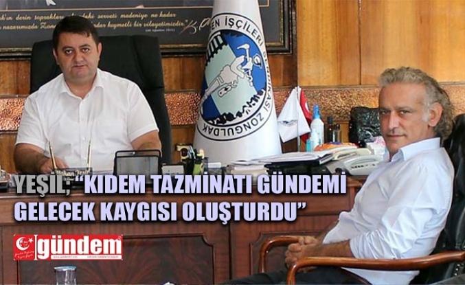 VATAN PARTİSİ'NDEN GMİS'E ZİYARET