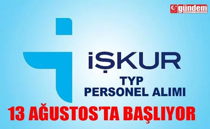 TYP BAŞVURULARI BAŞLIYOR