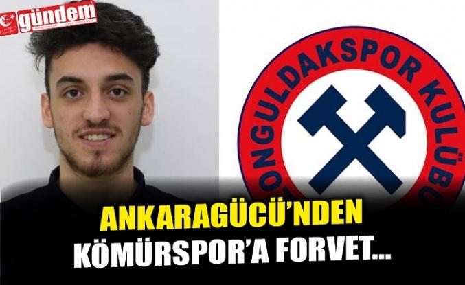 ANKARAGÜCÜNDEN KÖMÜRSPOR'A FORVET...
