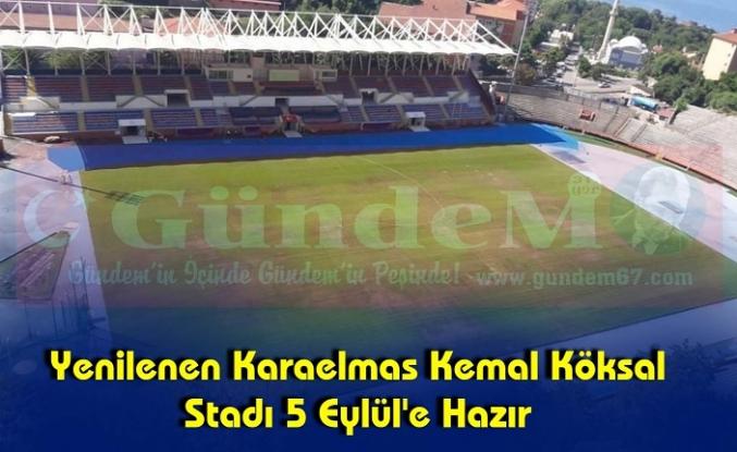 Kömürspor, Bir Yıl Aradan Sonra Karaelmas Kemal Köksal Stadında Oynayacak.