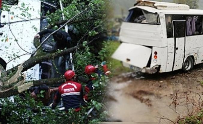 Bakın 10 kişinin öldüğü kazada kusurlu kim çıktı?