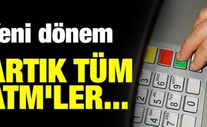 ATM kullanımında alınan ücretlere düzenleme