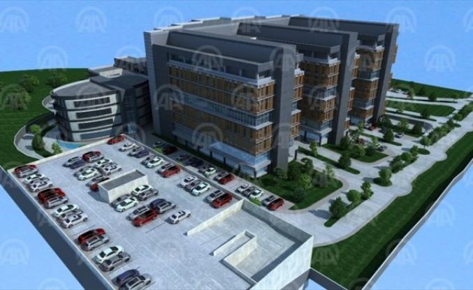 400 Yataklı Bartın Devlet Hastanesinin inşaatına başlanacak