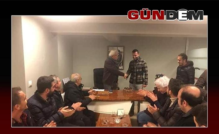 İyi parti'den istifa etti.. Posbıyık dedi!..