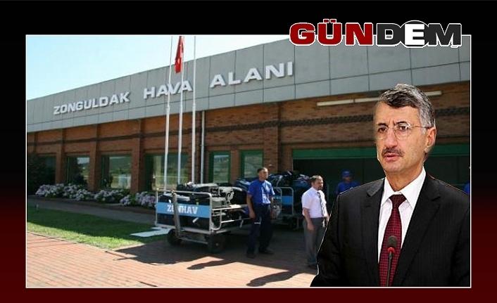 Vali Bektaş: 'Havaalanında sorun çözülecek'