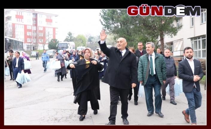 """ŞAHİN: """"BENİM İŞİM KAVGA, KAOS VE BASKI DEĞİL"""""""