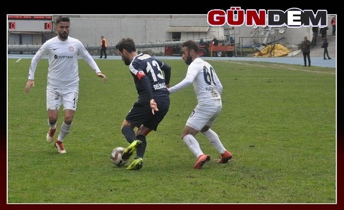 Zonguldakspor, 3 puanı 1 golle aldı...