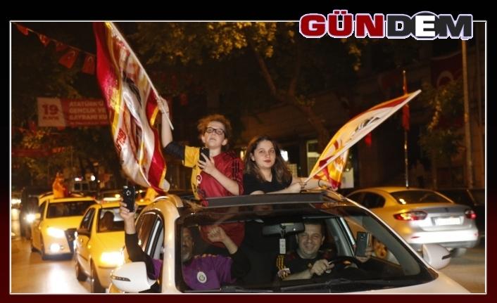 Zonguldak'ta Şampiyonluk kutlamaları başladı