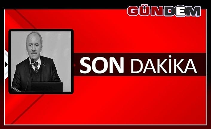 Panel için geldiği Zonguldak'ta hayatını kaybetti..